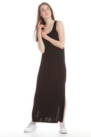 Длинное платье с разрезами Double Zero 17F587