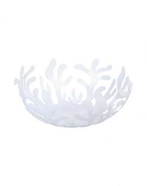 Украшение для стола ALESSI. Цвет: белый