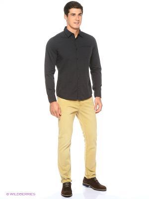 Рубашка Colin's. Цвет: черный
