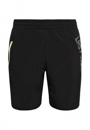 Шорты спортивные Li-Ning. Цвет: черный