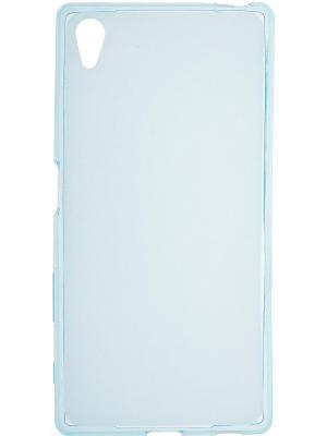 Sony Xperia Z5 silicone skinBOX. Цвет: голубой