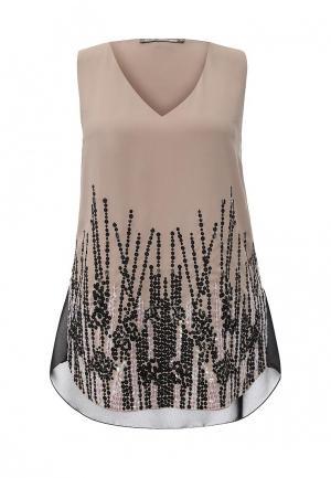 Туника Gaudi. Цвет: бежевый