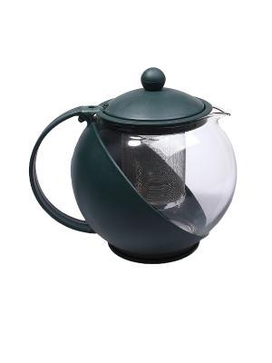 Чайник заварочный Migura. Цвет: темно-зеленый
