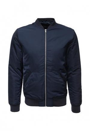 Куртка утепленная Produkt. Цвет: синий