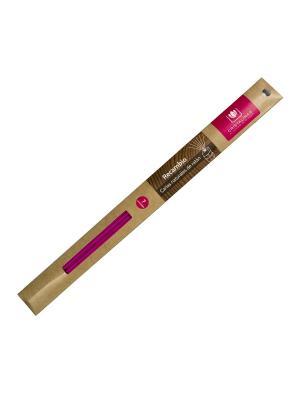 Cristalinas Natural Wood Палочки ротанговые светло-розовые 7 шт. Цвет: прозрачный