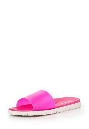 Шлепанцы GLAMforever. Цвет: розовый