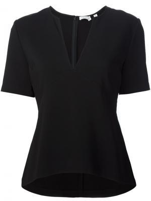 Блузка c V-образным вырезом A.L.C.. Цвет: чёрный