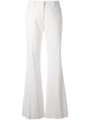 Брюки Liessel Calvin Klein. Цвет: белый