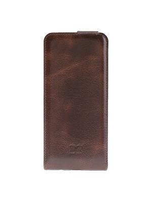 Чехол флип Samsung Galaxy S8 Bouletta. Цвет: коричневый