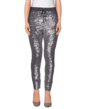 Повседневные брюки NC.2 Paris. Цвет: серый