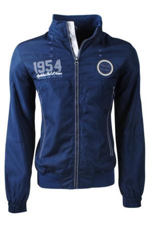 Куртка NICKELSON. Цвет: синий