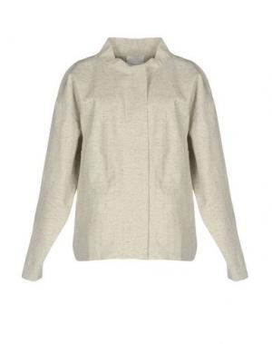 Куртка CHARLIE MAY. Цвет: слоновая кость