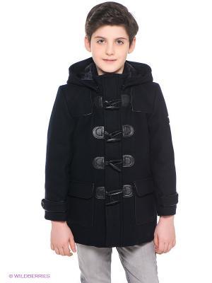 Куртка Baby Steen. Цвет: темно-синий