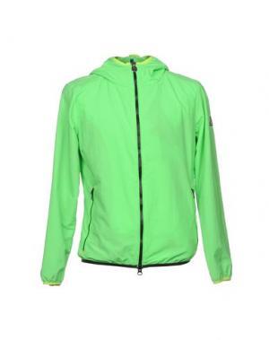 Куртка INVICTA. Цвет: светло-зеленый