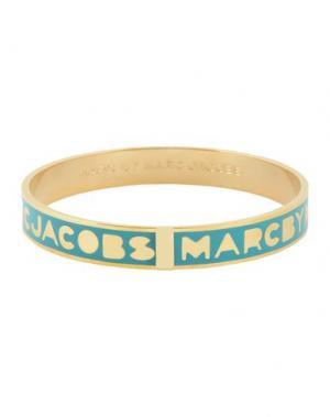 Браслет MARC BY JACOBS. Цвет: бирюзовый