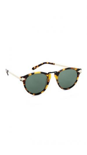 Солнцезащитные очки Helter Skelter Karen Walker
