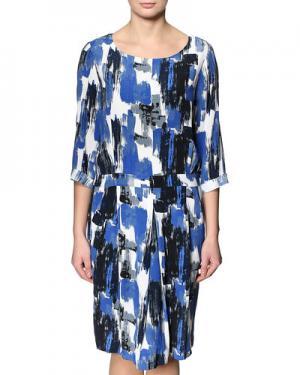 Платье  Fenja InWear. Цвет: разноцветный
