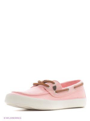 Мокасины U.S. Polo Assn.. Цвет: розовый
