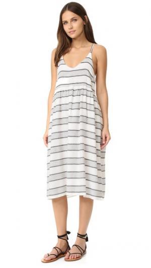 Платье Emmie dRA. Цвет: городской мульти
