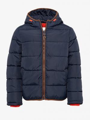 Куртка Tom Tailor 353346300306593. Цвет: темно-синий