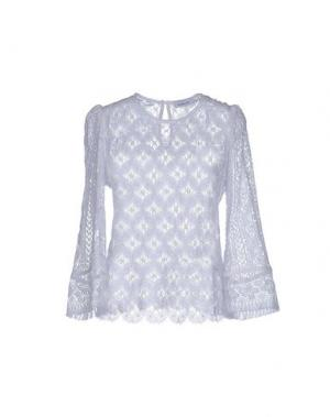 Блузка RODEBJER. Цвет: белый