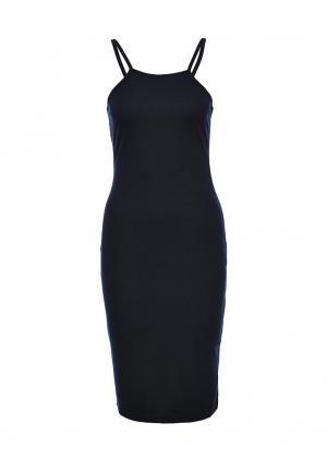 Платье Zalora. Цвет: синий