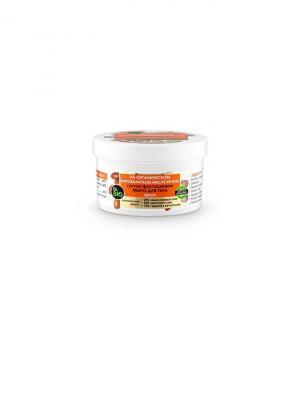 Мыло для тела густ.DETOX фисташковое450 м.АРГ Dr. BIO. Цвет: белый, оранжевый