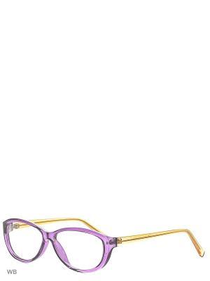 Оправа Vittorio Richi. Цвет: фиолетовый, бежевый