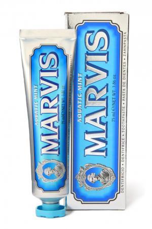Зубная паста «Акватическая мята» 75ml Marvis. Цвет: multicolor