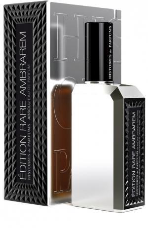 Парфюмерная вода Edition Rare Ambrarem Histoires de Parfums. Цвет: бесцветный
