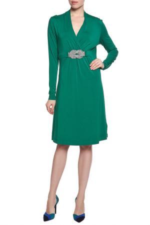 Платье Riani. Цвет: зеленый
