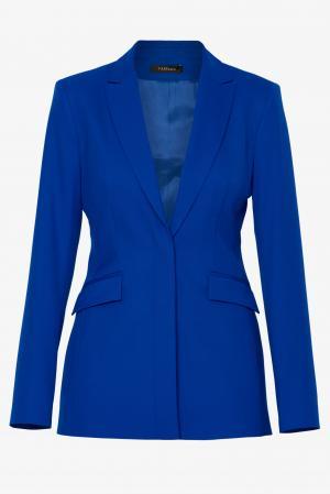 Жакет VASSA&Co. Цвет: синий