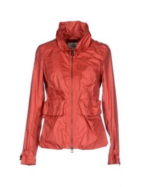Куртка HISTORIC RESEARCH. Цвет: красный