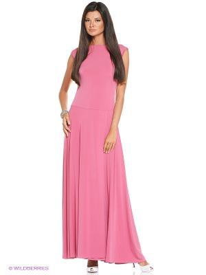 Платье Alina Assi. Цвет: бледно-розовый