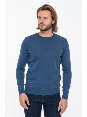 Джемпер Westrenger. Цвет: серо-голубой