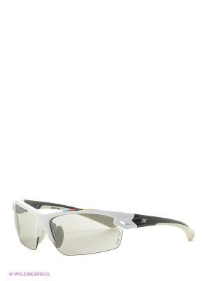 Солнцезащитные очки NRC. Цвет: желтый