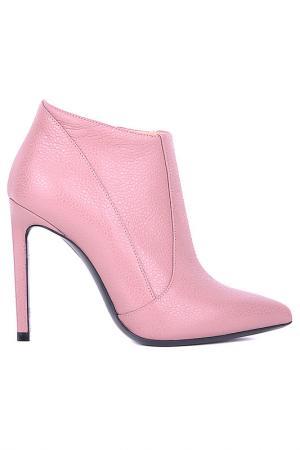 Ботильоны Marco Barbabella. Цвет: розовый