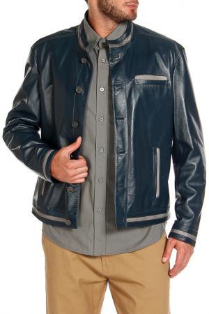 Куртка Izeta. Цвет: синий