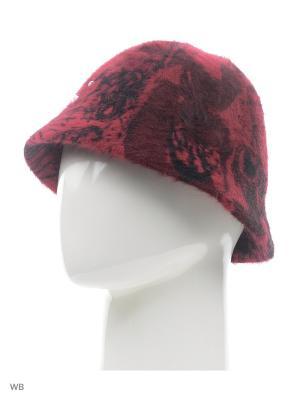 Шляпа SEEBERGER. Цвет: бордовый