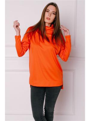 Туника Vera Nicco. Цвет: оранжевый