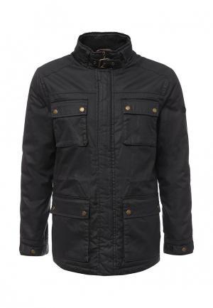 Куртка утепленная Cortefiel. Цвет: синий