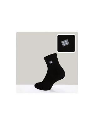 Носки ESLI CLASSIC  15С-28СПЕ комплект 3 пары. Цвет: черный