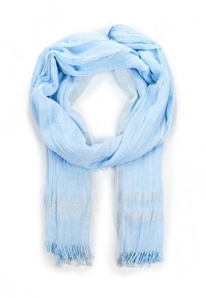 Палантин Venera. Цвет: голубой
