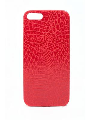 Чехол для iphone 5 JD.ZARZIS. Цвет: красный