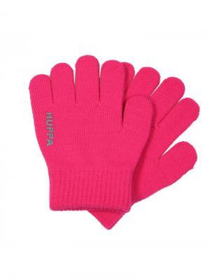 Перчатки LEVI HUPPA. Цвет: фуксия