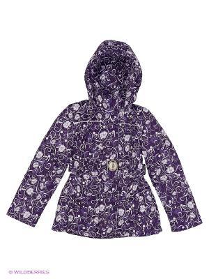 Куртка Rusland. Цвет: фиолетовый