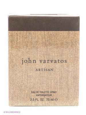 Туалетная вода, JOHN VARVATOS ARTISAN, 75 мл. Цвет: коричневый
