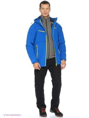 Куртка Glyder II REGATTA. Цвет: голубой