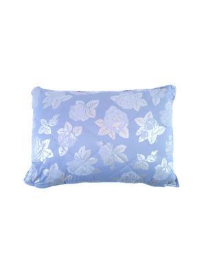 Подушка Лебяжий Пух La Pastel. Цвет: голубой