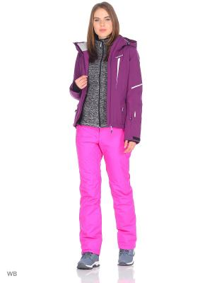 Куртка Icepeak. Цвет: темно-фиолетовый